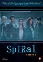 Spiral. Season 6, Disc 4 = Engrenages
