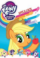 My little pony, friendship is magic. Applejack.