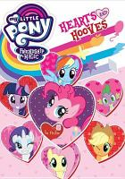 My little pony, friendship is magic. Hearts and hooves.
