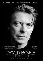 David Bowie  : iconic