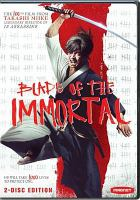 Blade of the immortal = Mugen no jûnin