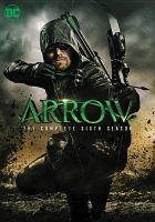 Arrow. Season 6, Disc 5