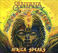 Africa speaks by Santana (Musical group),