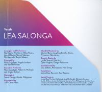 Bahaghari = Rainbow : Lea Salonga sings traditional songs of the Philippines.