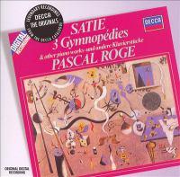 Satie Piano Music