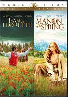 Jean De Florette Manon of the Spring.