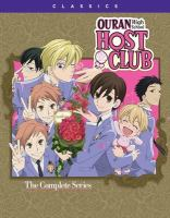 Ouran High School Host Club Complete Series