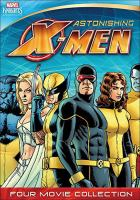 Marvel Knights Astonishing X-Men Four-Movie Collection