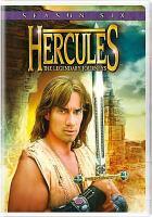 Hercules the Legendary Journeys. Season Six.