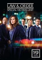 Law & Order, Special Victims Unit. Season 19