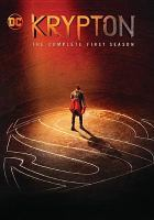 Krypton. The Complete First Season