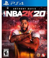 NBA 2K20 [PlayStation 4].