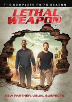 Lethal Weapon. The Complete Third Season