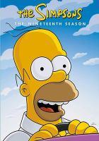 The Simpsons. Season 19