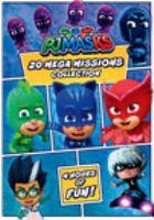 PJ Masks 20 Mega Missions Collection.