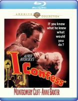 Alfred Hitchcock's I Confess