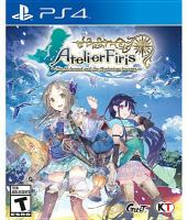 Atelier Firis. The Alchemist of the Mysterious Journey [PlayStation 4].