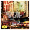 Bernstein on broadway : by Bernstein, Leonard,