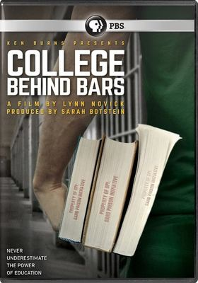 College Behind Bars DVD cover