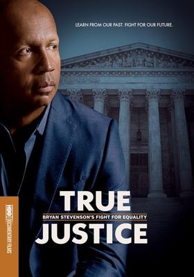 True justice: Bryan Stevenson's fight for equality DVD cover