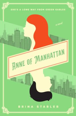 Anne of Manhattan book cover