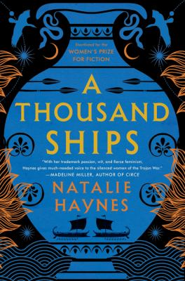 A Thousand Ships book cover
