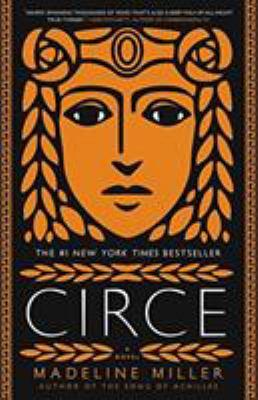 Circe book cover
