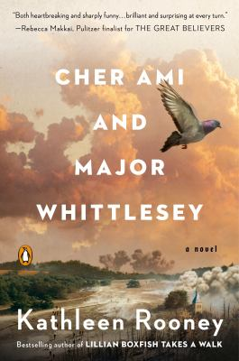 Cheri Ami and Major Whittlesey book cover