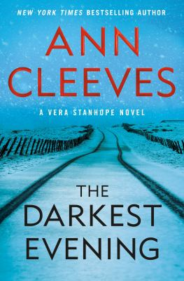 The Darkest Evening by Ann Cleeves book cover