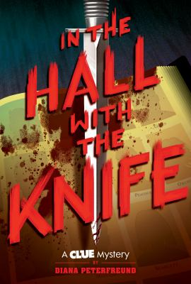 In the Hall with a Knife book cover