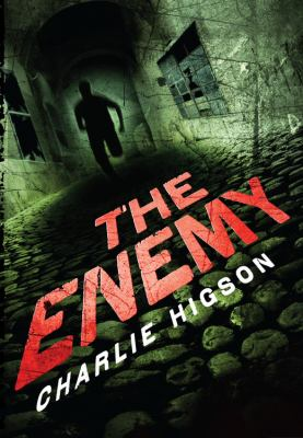 The Enemy by Charles Higson bppk cover