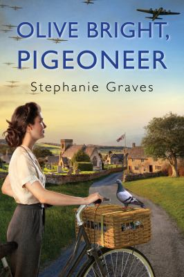 Olive Bright, Pigeoneer book cover