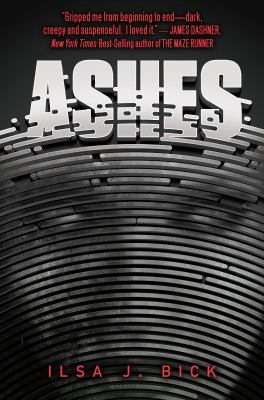 Ashes by Ilsa J. Bick book cover