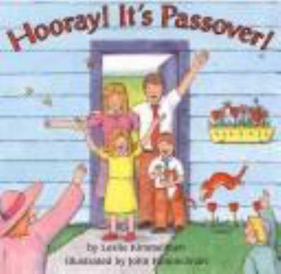 Hooray! it's Passover!