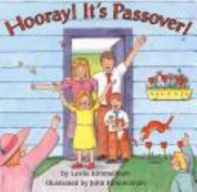 Hooray! it's Passover!
