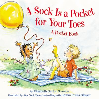 A sock is a pocket for your toes : a pocket book