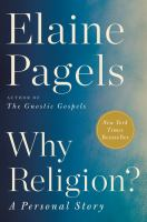 Why religion : a personal story