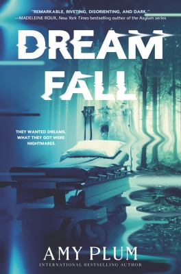 Dreamfall, by Amy Plum book cover