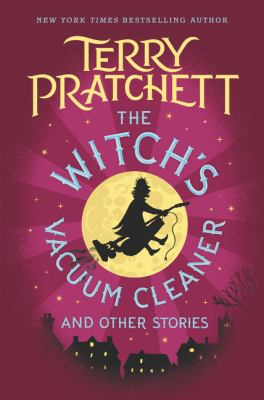 The witch's vacuum cleaner :