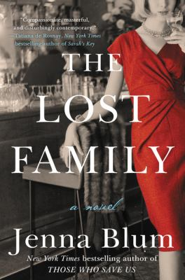 The lost family : by Blum, Jenna,