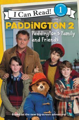 Paddington 2. Paddington's family and friends