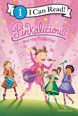 Pinkalicious and the Pinkettes