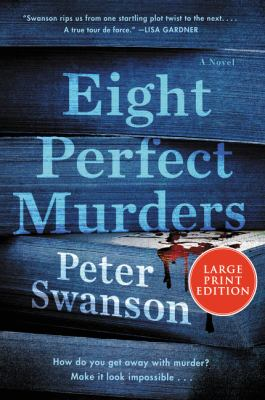 Eight Perfect Murders.