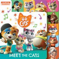 44 cats : meet the cats.