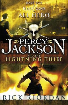 Cover Image for Percy Jackson and the lightning thief