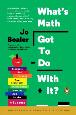 What's math got to do with it? :