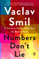 Numbers don't lie : 71 stories to help us understand the modern world