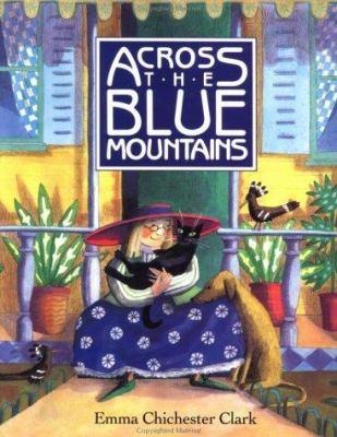 Across T-H-E Blue Mountains