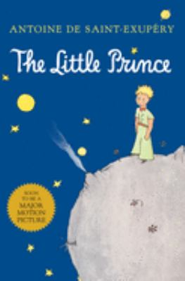 The little prince by Saint-Exupery, Antoine de,