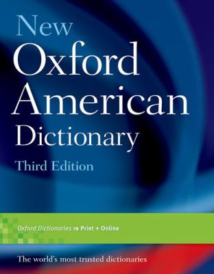 New Oxford American dictionary.
